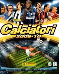 Panini figurine calciatori 2009/2010