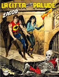Zagor, numero 528, La città nella palude