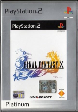 FINAL FANTASY X - PS2