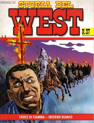 Storia del west N° 37