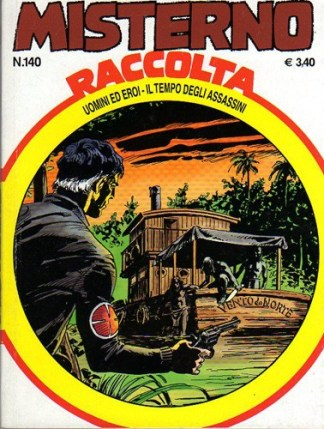 RACCOLTA MISTER NO N° 140