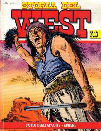 Storia del west N° 16