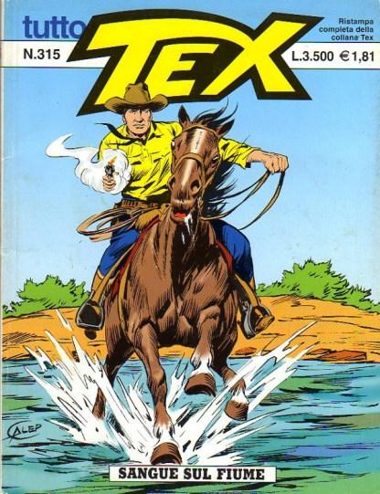 TEX N° 315 RISTAMPA