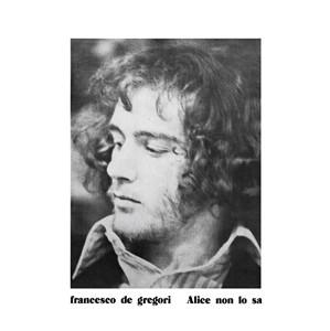ALICE NON LO SA - FRANCESCO DE GREGORI