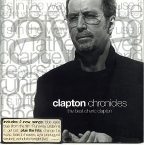 CLAPTON CHRONICLES - ERIC CLAPTON