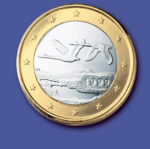Finlandia 1 euro - 2000