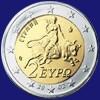 GRECIA 2 EURO - 2002