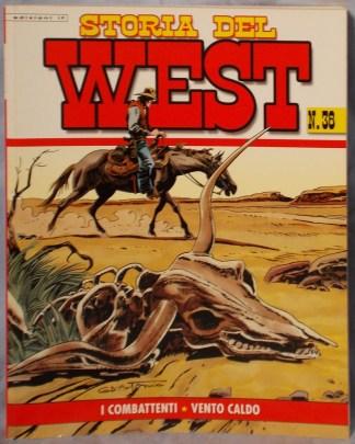 Storia del west N° 36