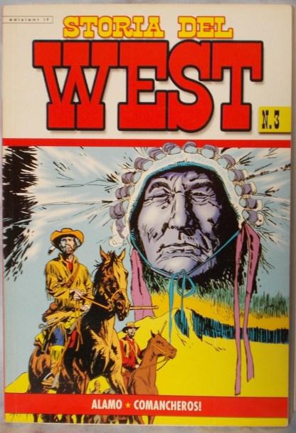 Storia del west numero 3