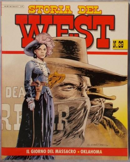 Storia del west N° 29