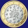 PORTOGALLO 1 EURO - 2003