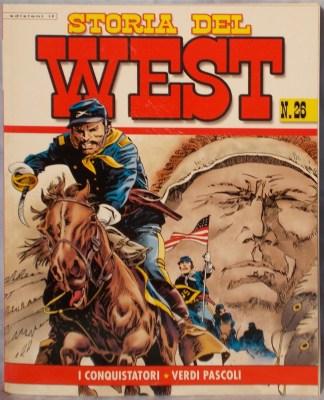 Storia del west N° 26
