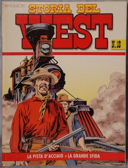 Storia del west N° 18