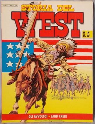 Storia del west N° 15
