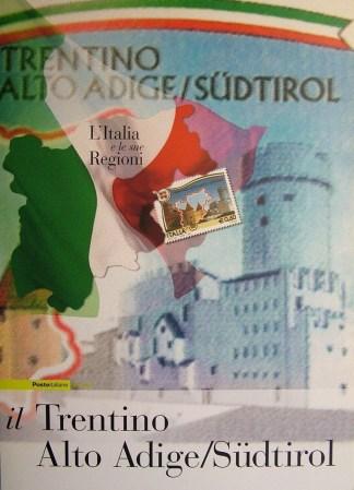 folder - L'Italia e le sue regioni - Trentino Alto Adige