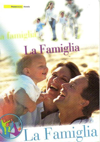 folder - La famiglia