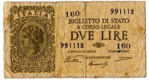 Italia 2 lire