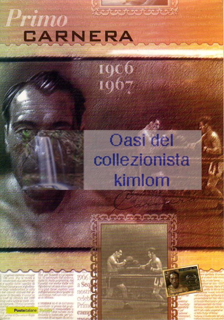 Primo Carnera 1906 - 1967