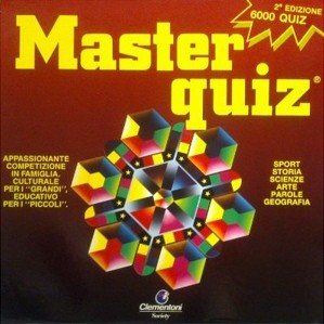 Master quiz - Clementoni