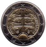 Slovacchia 2 Euro