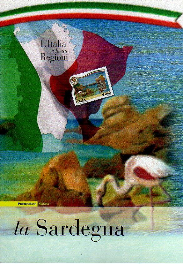 folder - La Sardegna