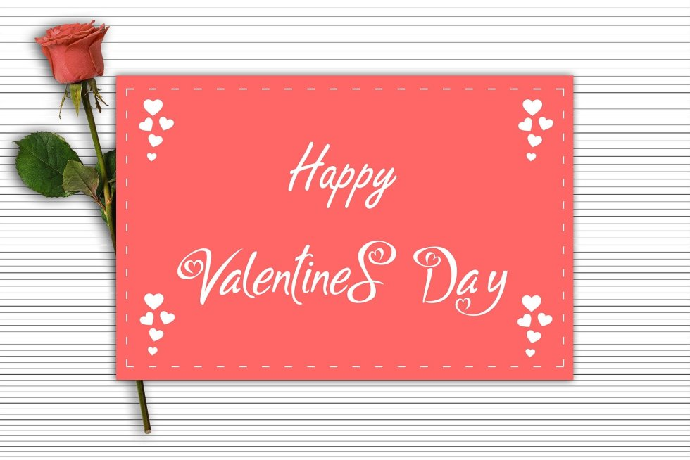 Auguri San Valentino Foto di Susan Cipriano da Pixabay