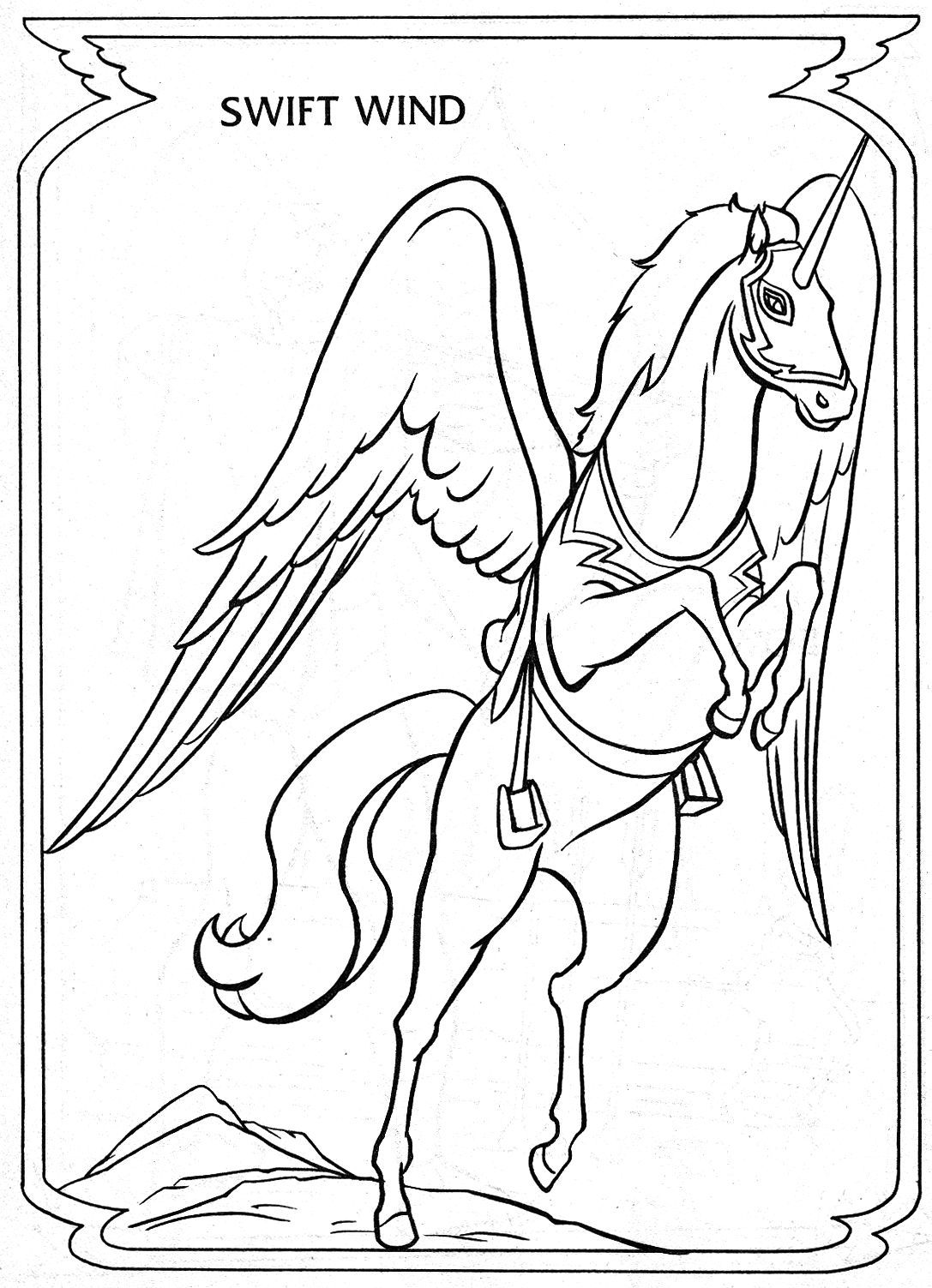She Ra Mermista Coloring Pages Coloring Pages