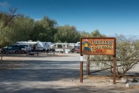 Furnace Creek Resort Fiddlers Campground | Oasis at Death ...