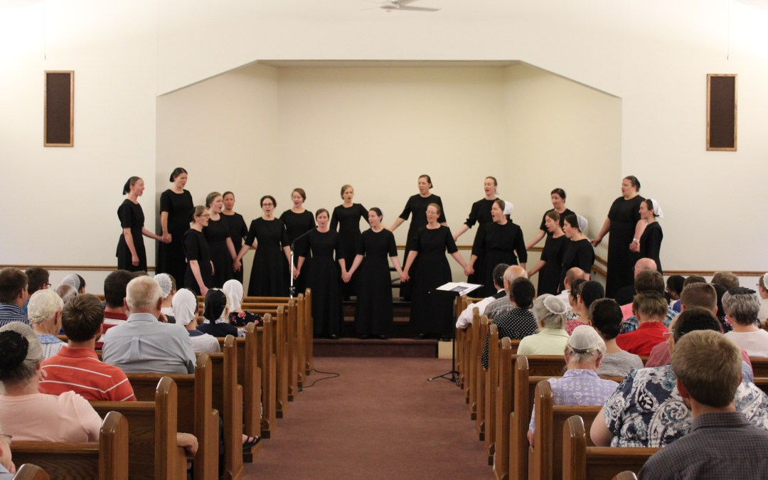 July 4: First Concert at Linn Mennonite