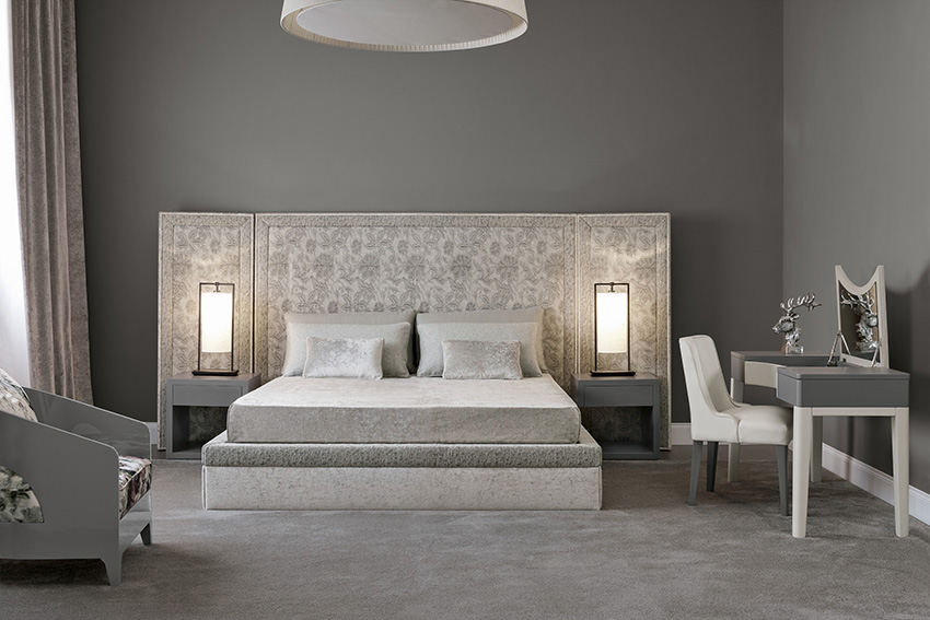 shades of grey sleeping room  oasis rooms  luxury