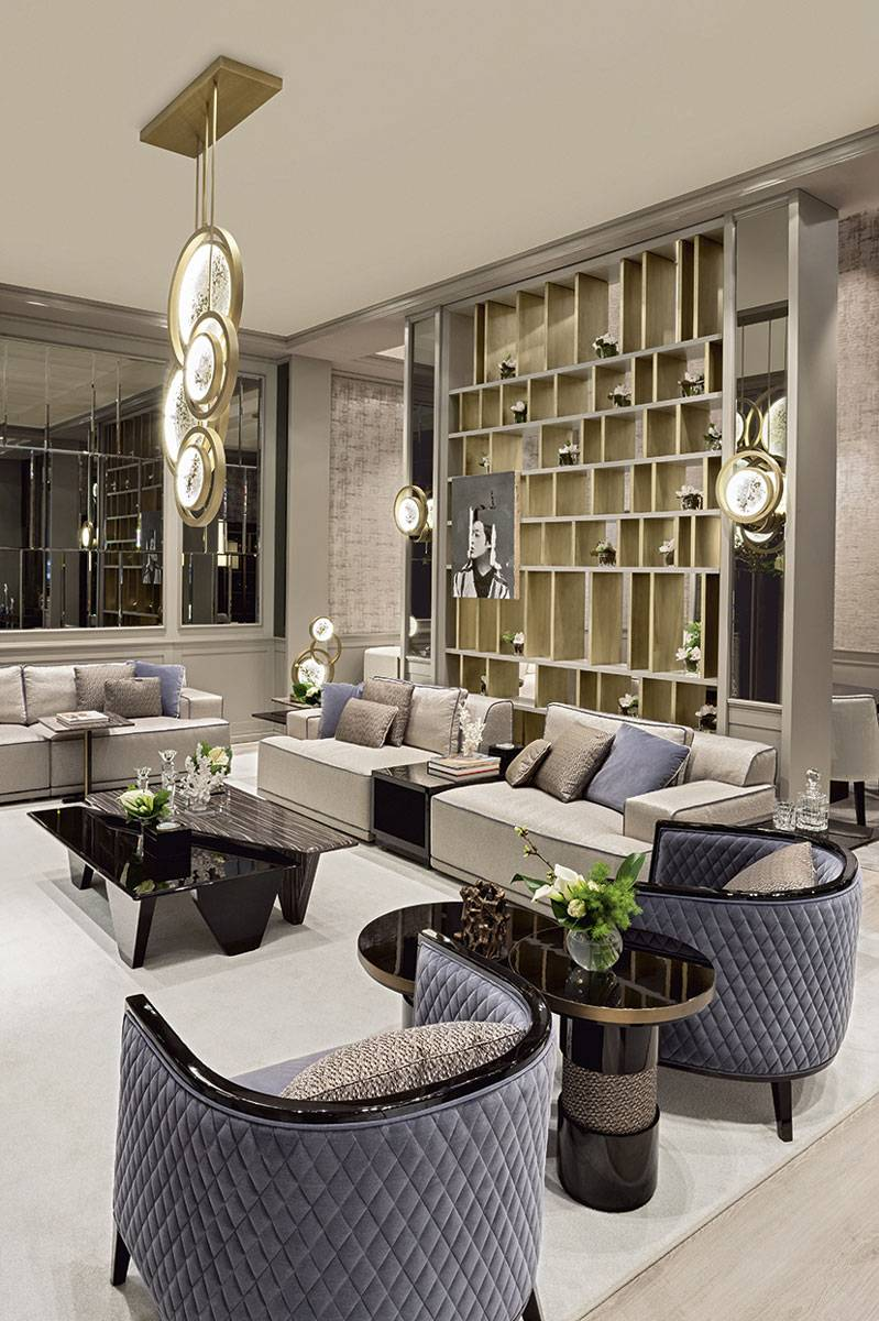 The Cold Moon living room  Oasis Group