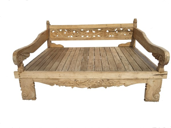 Teak Daybed Outdoor Furniture