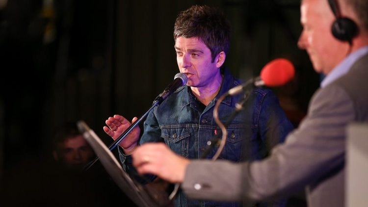 Noel Gallagher Mastertapes