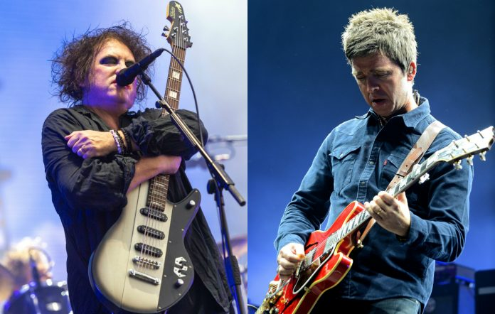 Robert Smith, Noel Gallagher