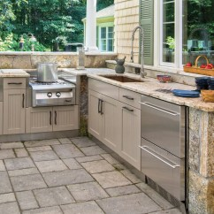 Danver Outdoor Kitchens Kitchen Sink Countertop Stainless Steel Installer Oasis Living Premium Appliances