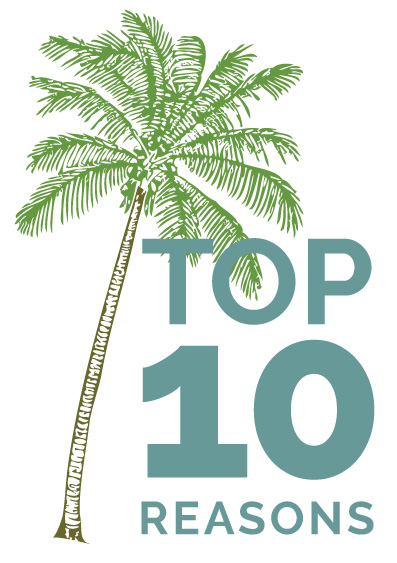 Top 10 reasons to choose Casa Oasis Troncones