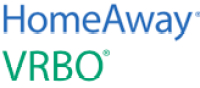 homeaway vrbo logos and links to reviews