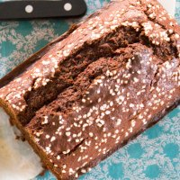 Chocolate Beet Loaf