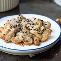Maple Almond Cashew Clusters