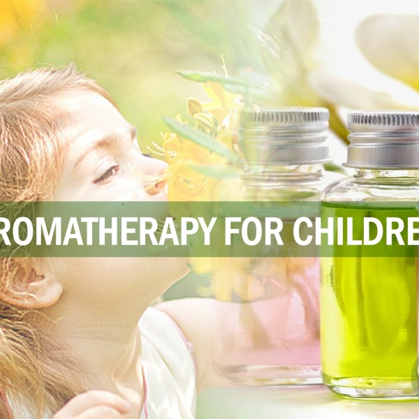 Aromatherapy Therapy for Children