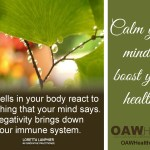 Calm Your Mind - Boost Your Health