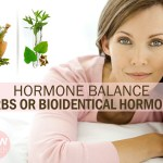 Hormone Balance - Herbs or Bioidentical Hormones