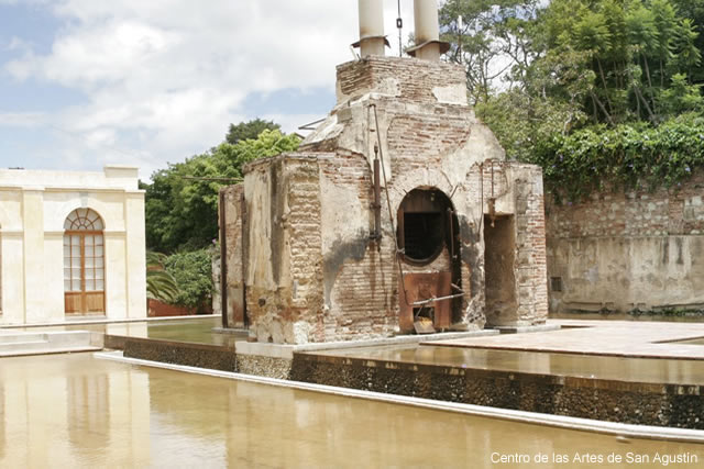 Centro de las Artes de San Agustn Etla CASA  Oaxaca Mio
