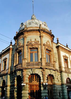 Teatro Macedonio Alcal  Oaxaca Oax