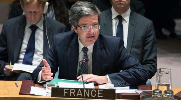 """Francia pide en la ONU """"unidad"""" frente al Estado Islámico"""