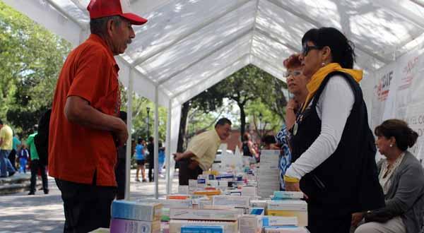 """Con gran participación de la ciudadanía, iniciacampaña de """"Recolección de Medicamentos"""""""