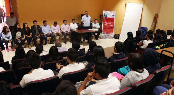 """Municipio de Oaxaca arrancó brigadas de """"Salud sexualpara adolescentes"""""""