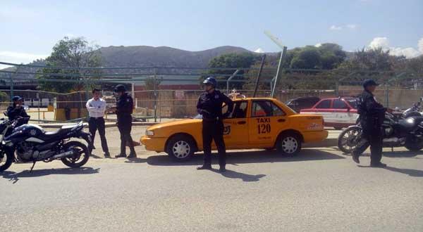 Asegura Policía Municipal a conductor y vehículoinvolucrados en hechos de Avenida Universidad