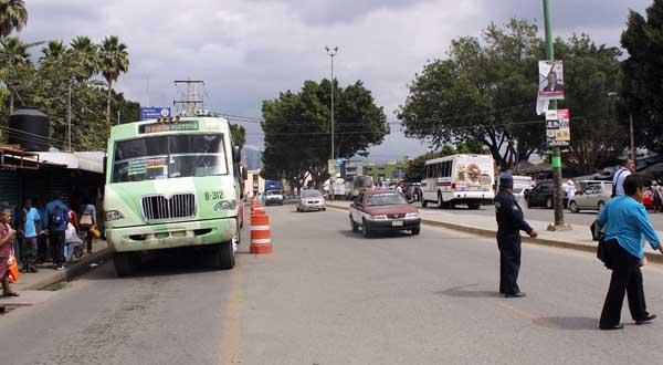 Implementa Comisaría de Vialidad operativos de movilidad urbana