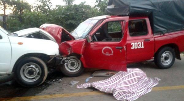 Aumenta a dos el numero de fallecidos en accidente